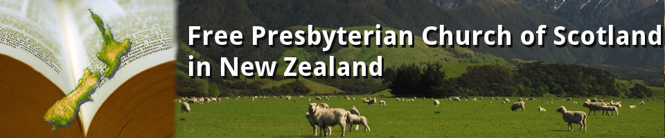 Free Presbyterian Church of Scotland in New Zealand
